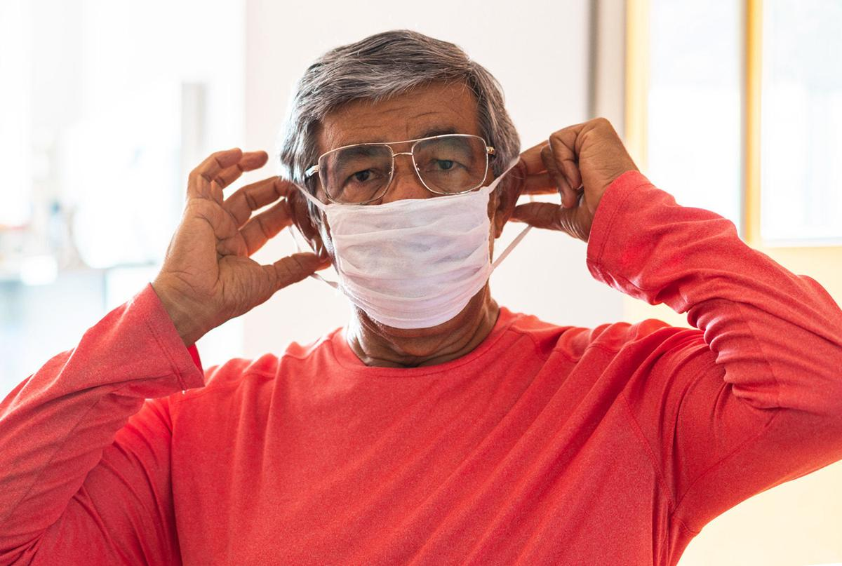 Dr. Mitch Shulman: Masks do's and don'ts