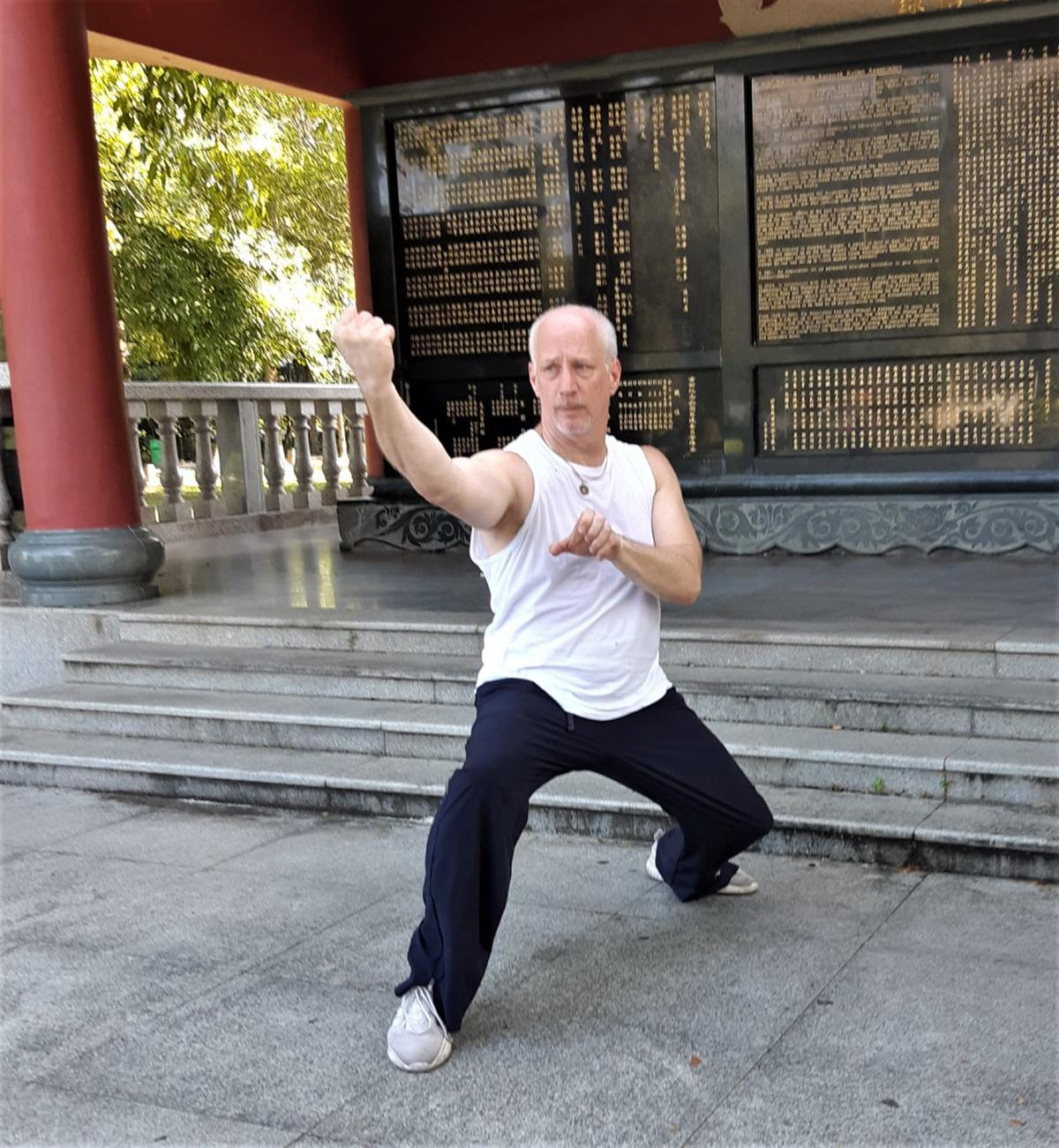 Chomedey's Lorne Bernard recognized with Canadian martial arts honour