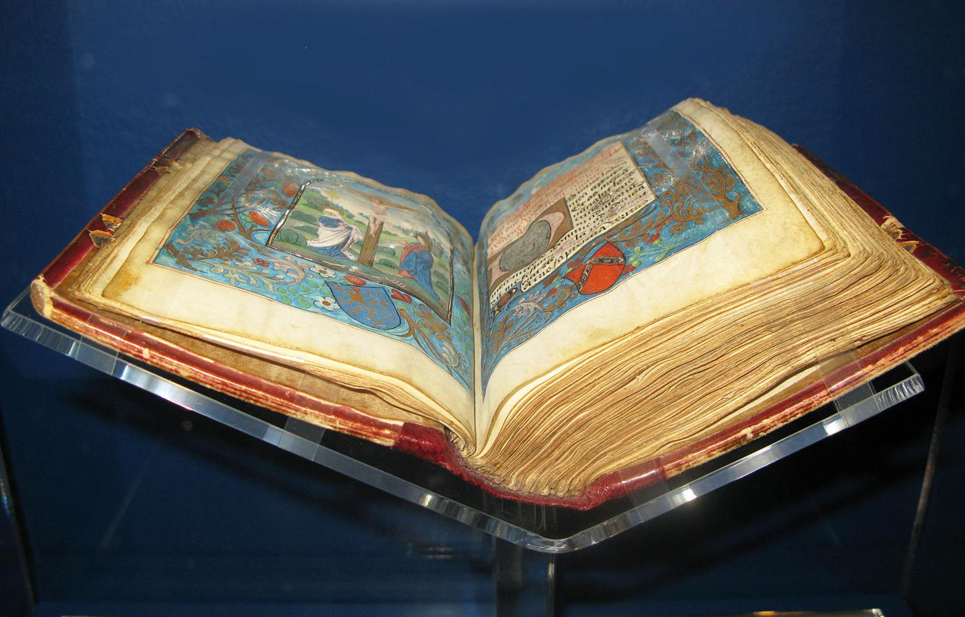 Earliest books ever made on display at Montreal Museum of Fine Arts