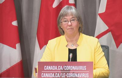 Federal government working to support seniors during COVID-19 pandemic