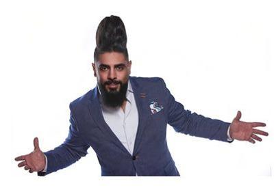 Entertainment: The comic with the hair - A SnobTalk with Giuseppe The MC