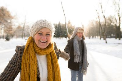 Seniors & Aging: 8 Tips for seniors to stay safe in the winter