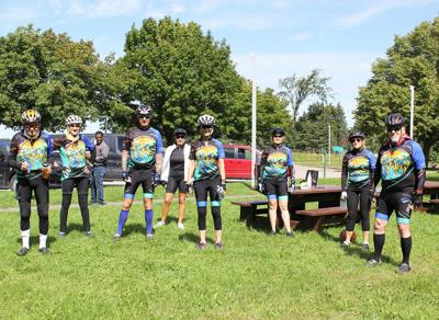 Phil Anzarut's Team Bikus Urachus rode again to conquer cancer