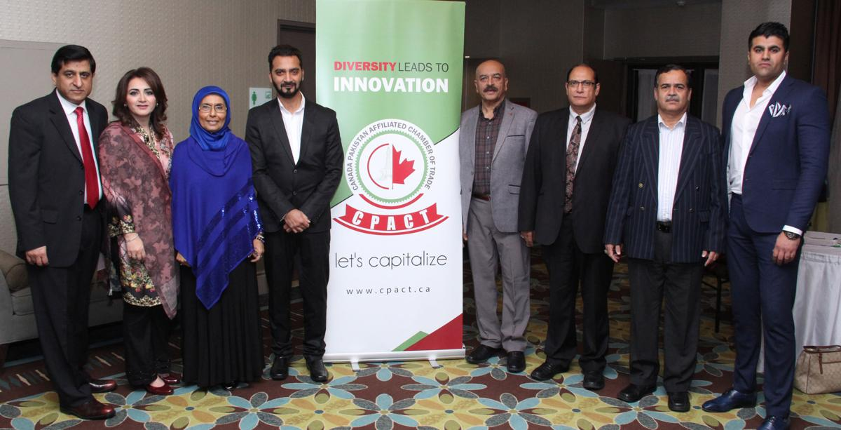Association formed to tap Pakistan trade opportunities