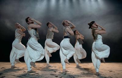 Quartiers Danses Festival's 15th edition Sept. 7 to 17