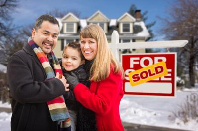 Houses & Homes: Serious buyers in the winter?