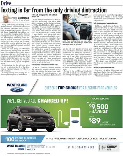 April 2018 Drive Supplement