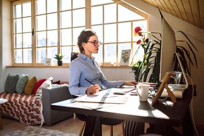 The Business Of Business: 4 Rules to stay sane while working at home
