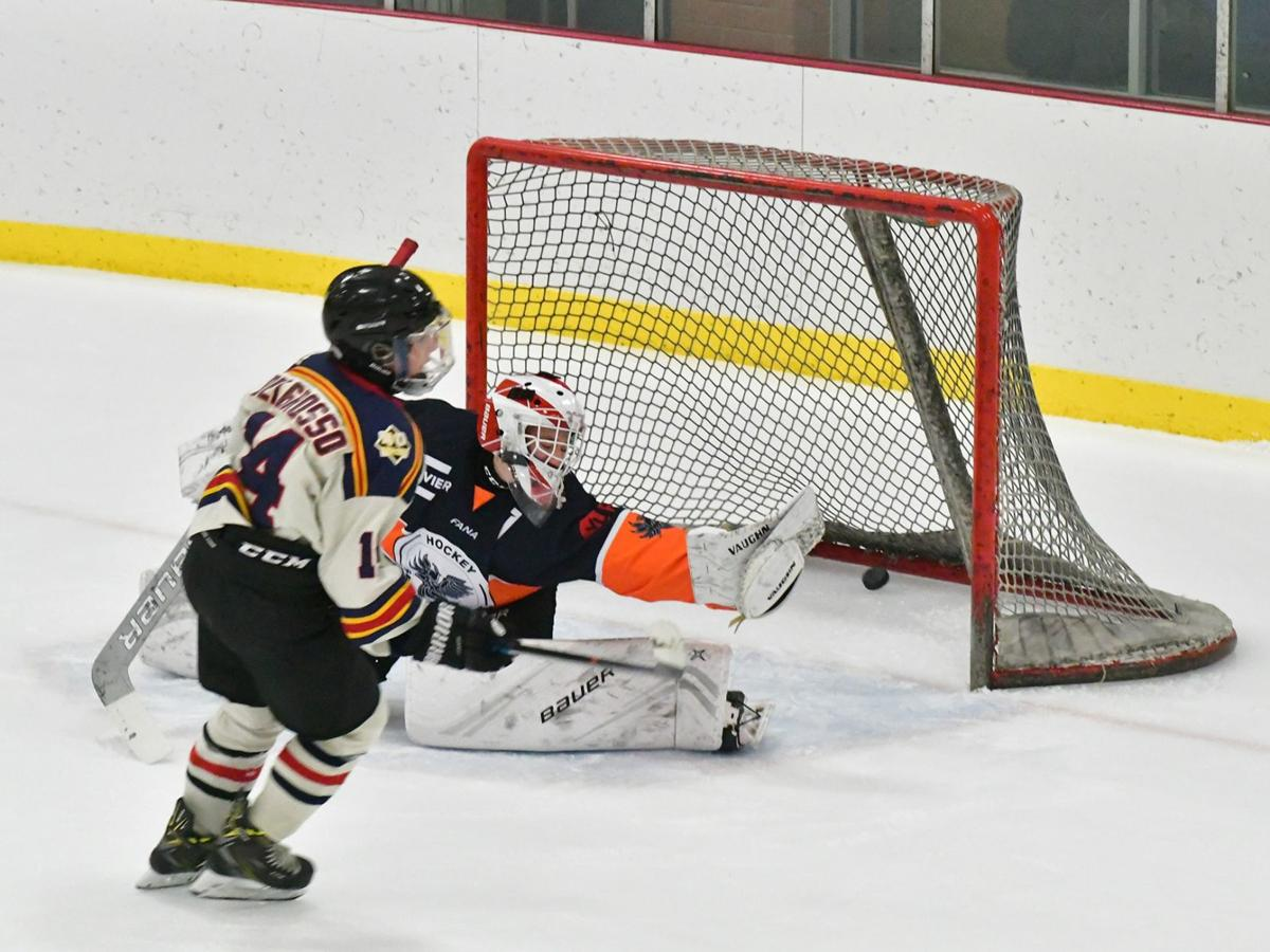 Phenix burns first-place Pirates with two quick third period strikes
