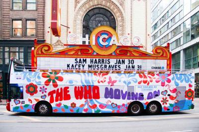 Joel Goldenberg: Magic Bus: The Who On Tour