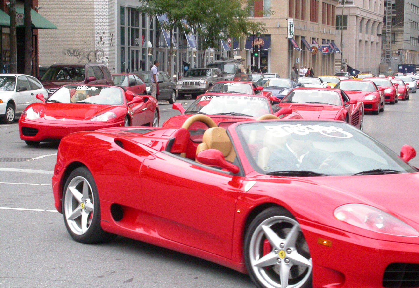 Make A Wish Quebec And The Ferrari Club Of America Offering A Dream Ride