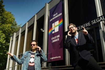Jamie Elman and Eli Batalion's A Call to Montréal reaches out to Jewish Montréal…and beyond