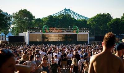 A record breaking season for Piknic Electronic