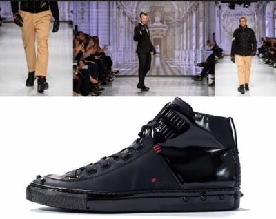 Fashion & Beauty: Christopher Bates premieres limited edition MTV footwear at Toronto Fashion Week