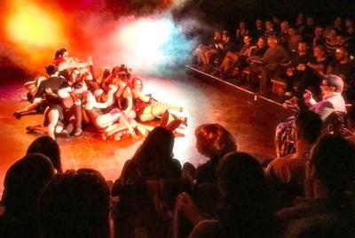 A Live Montreal Musical: Richard O'Brien's The Rocky Horror Show on at MainLine Theatre