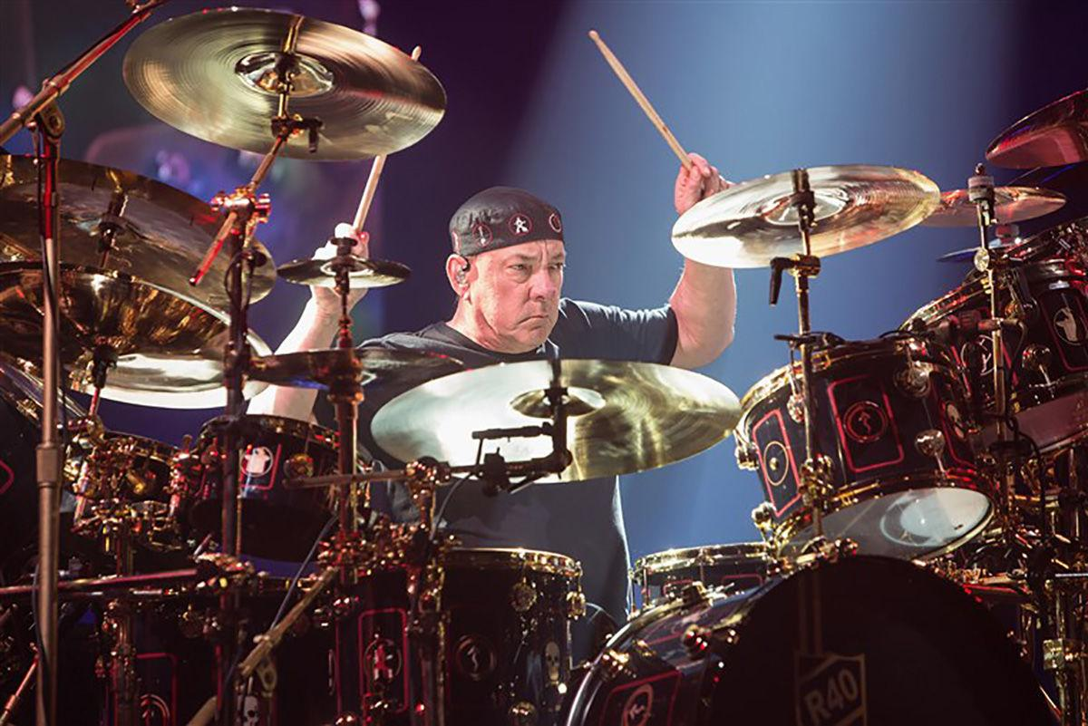 A tribute to Rush … and drummer Neil Peart