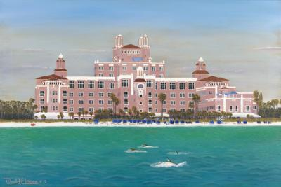 Historic Don Cesar In St Pete Beach