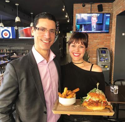M2 Brasserie in trendy St. Henri appeals to diners of all ages