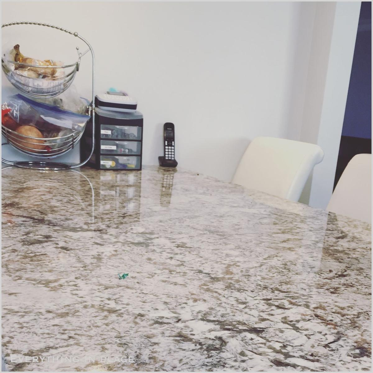 Houses & Homes: 4 Ways To Conquer Your Countertop Clutter