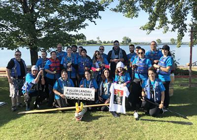 FL Fuller Landau Cedars CanSupport Dragon Boat Race & Festival raises $425,000