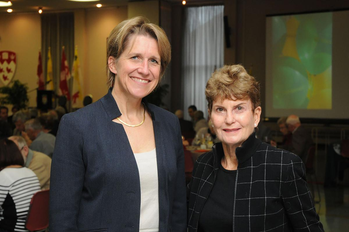 $5-million gift to McGill's global food security institute: to be renamed in honour of Margaret A. Gilliam