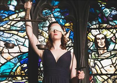 Repercussion Theatre's Shakespeare-in-the-Park Tour takes on Measure for Measure