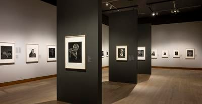 More than 100 Yousuf Karsh photographs now on display at the MMFA