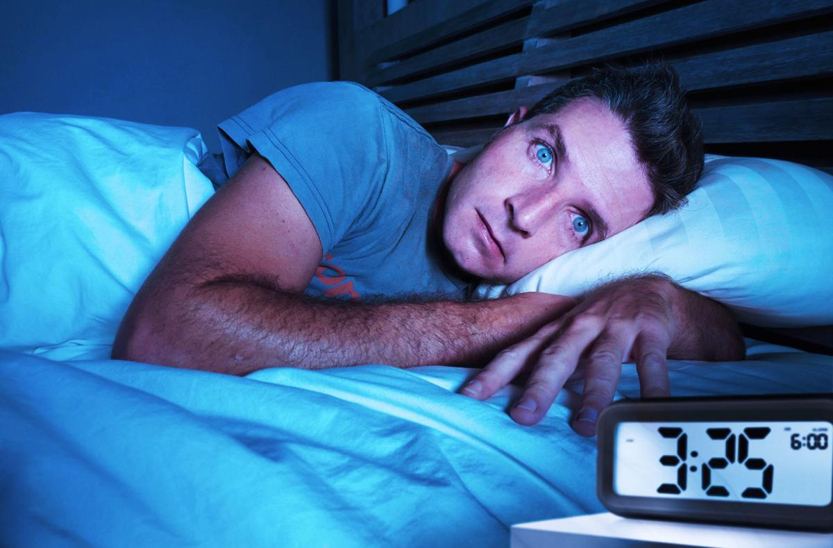 Dr Mitch Shulman: What can we do about insomnia?