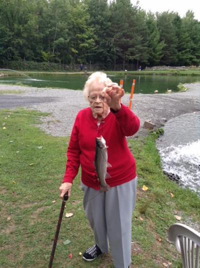 Kirkland resident Jean Merrifield turns 103