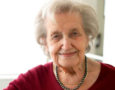 Pioneering neuropsychologist Brenda Milner turns 100