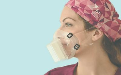 First reusable, environmentally friendly N99 mask manufactured and distributed in Canada