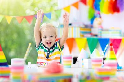 Supermom In Training: $100 Birthday Party Series - Toddlers