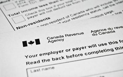 Canada Revenue Agency Tax Tip: Eight things to remember at tax time