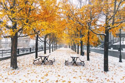 First snowstorm of the season possible for Montreal