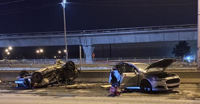 Young woman dead in multi-vehicle crash on Highway 40 in WI
