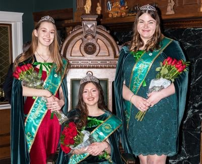 Queen of 2020 Soulanges Irish Society's St. Patrick's Parade in Hudson has been named