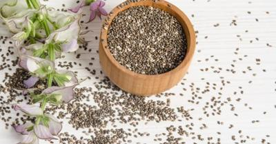 Healthy Living With TAU: How to use chia seeds