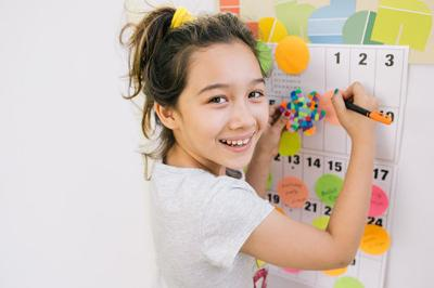 Parenting 101: Let's plan for back to school: Agenda tips and tricks