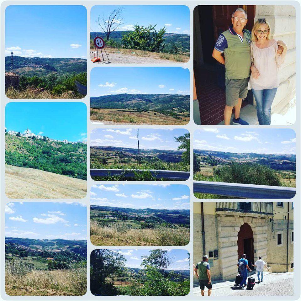 Daniela Caputo's Destinations: Campobasso, Ripabottoni and Morrone, Italy