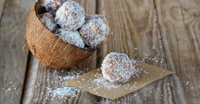 Healthy Living With TAU: Nutritional kamut flake bites