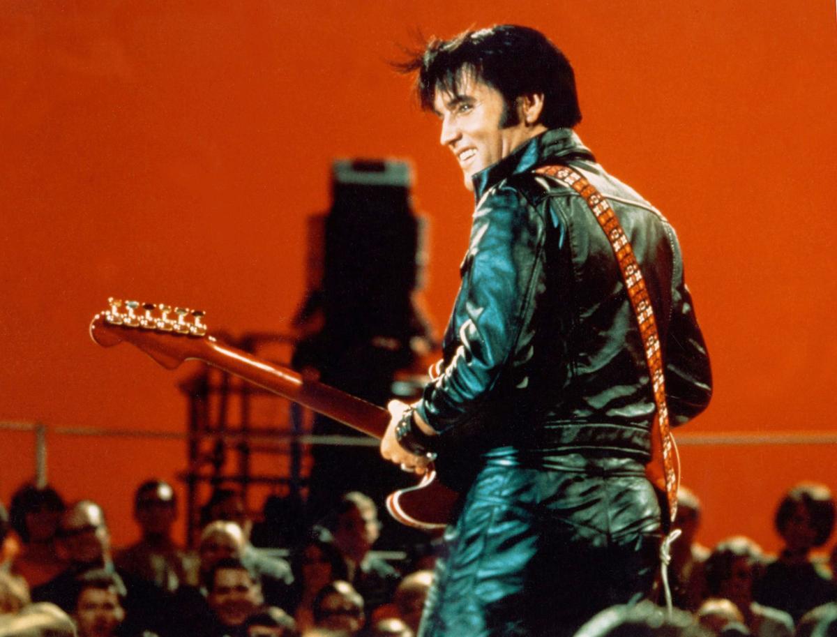 Bernard Mendelman: Elvis still lives!