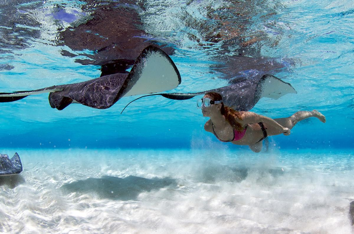 Happy places: Checking out the Cayman Islands