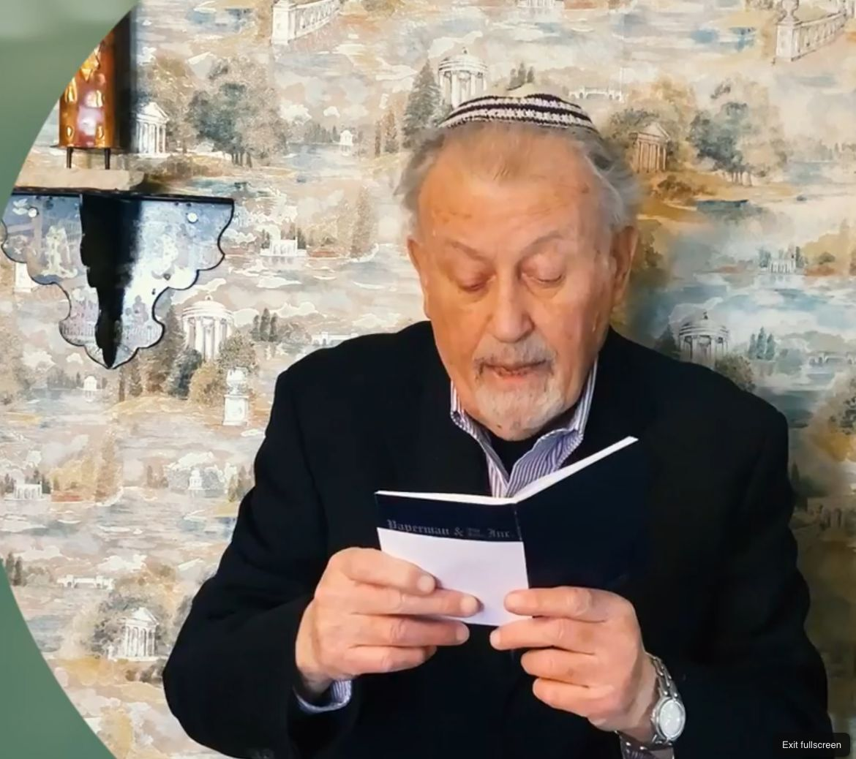Montrealers commemorate Yom Hashoah virtually