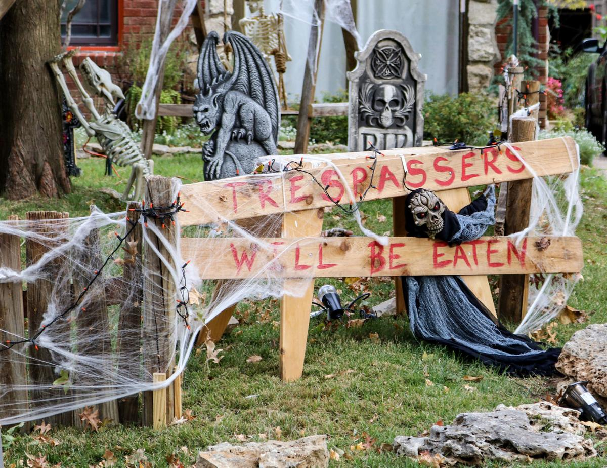 Bernard Mendelman: Preparing for a scary Halloween
