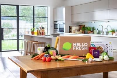 Food & Drink: HelloFresh is the perfect gift for Mother's Day