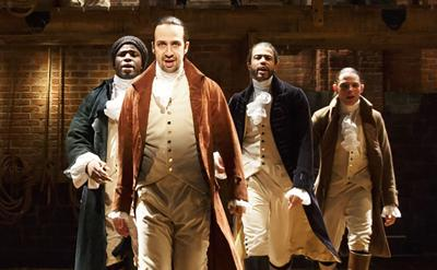 'Hamilton' the film of the original Broadway production to stream directly in homes worldwide beginning July 3