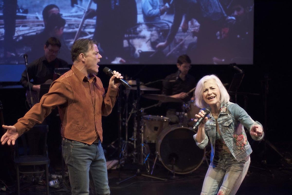 Bernard Mendelman: Dynamic duo revive seminal protest songs at the Segal Centre