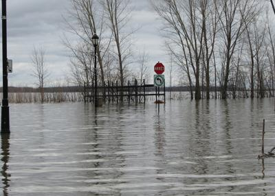 Vaudreuil-Dorion Mayor disagrees with government's new flood map