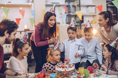 Parenting 101: April kids birthdays