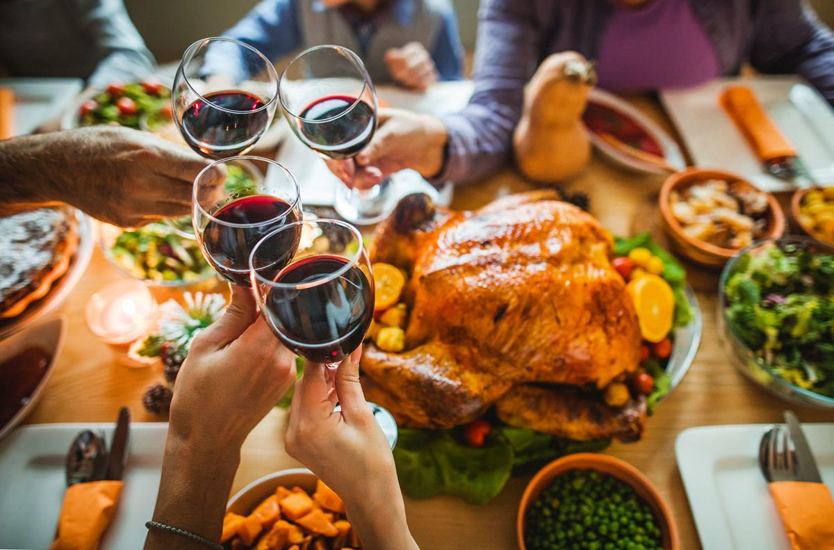 Dr. Mitch Shulman: The red wine paradox